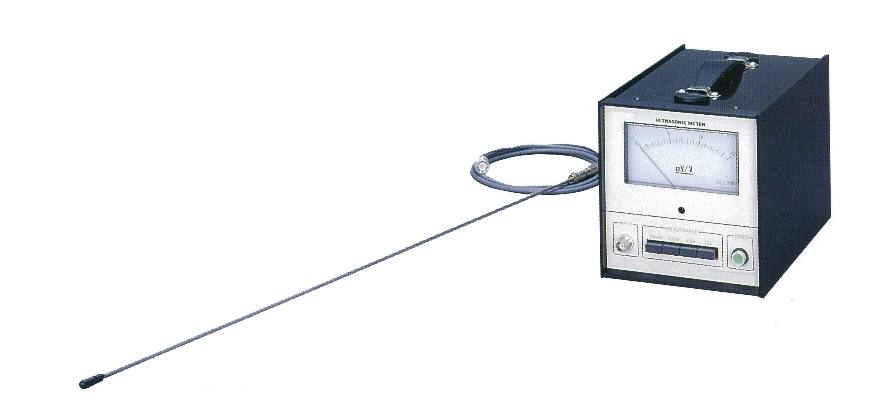 【展示室】展示機器の紹介 超音波音圧計 超音波メーター1501型
