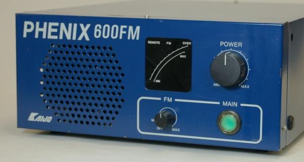 【展示室】展示機器の紹介 フェニックスFMシリーズ 6439FM型発振器
