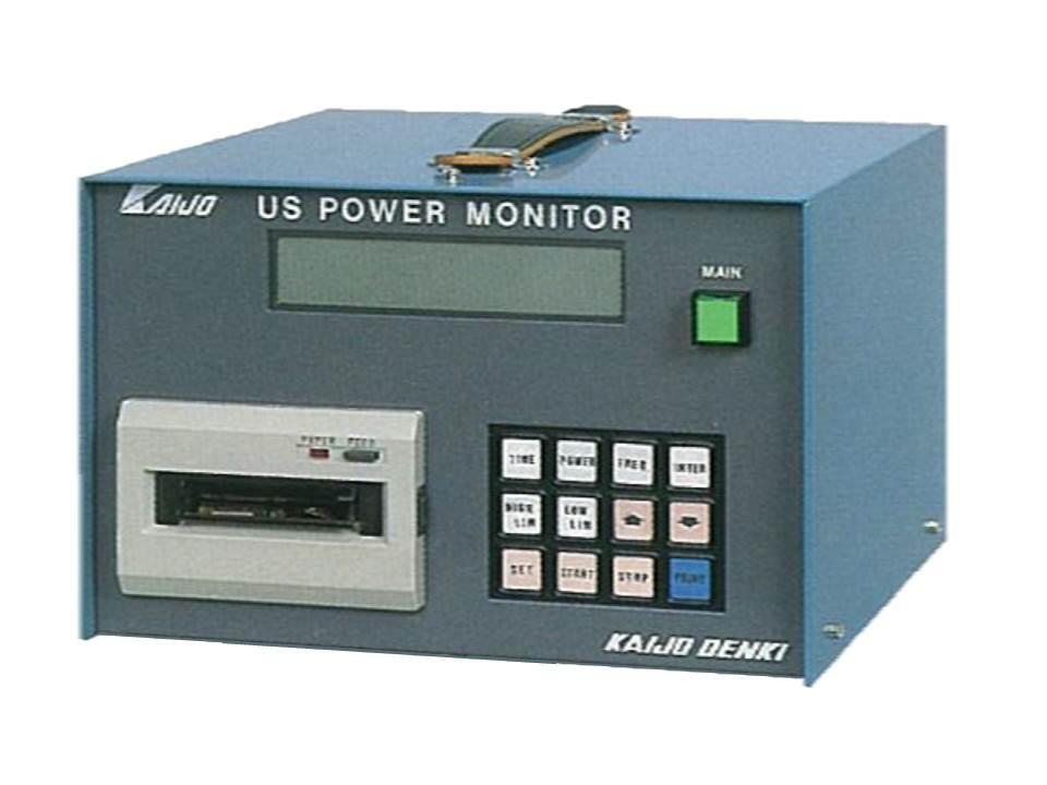 【展示室】展示機器の紹介 超音波モニター 8503型