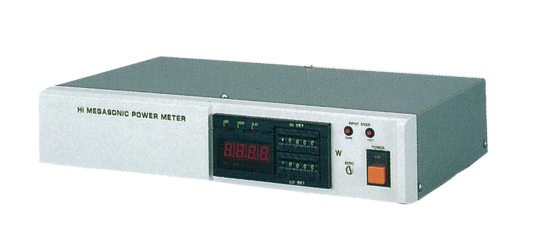 【展示室】展示機器の紹介 高周波電力計 8801B-MR型