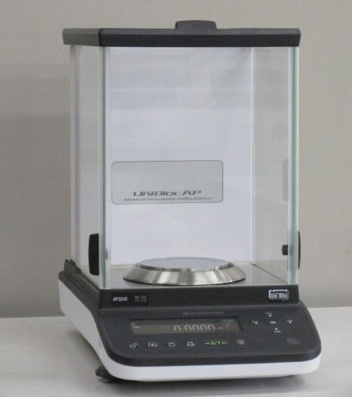 【実験室】洗浄評価方法(測定器)の紹介 電子天びん (重量測定法 その2)